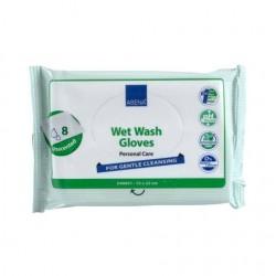 Rękawice do mycia na mokro 22 x 15 cm op.8szt