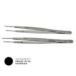Pęseta anatomiczna Gerald 17,5 cm